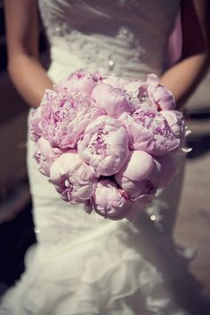 Peonies bouquet - beautifull, pure class and taste