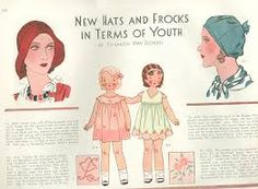 1930s french teenage girls fashion - Google Search