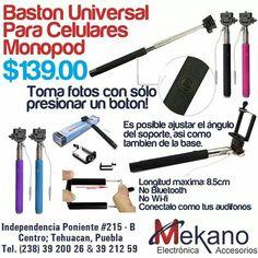 Baston para selfies