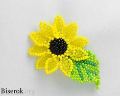 Sunflower Bead