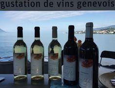 Les vins genevois à Montreux