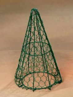 Cone Pyramid Topiary Frame 3D Medium: Amazon.co.uk: Garden & Outdoors