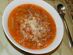 Fergie's Lentil & Barley Soup