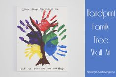 I wanted to make a special gift for both sets of grandparents for Christmas that was meaningful and made by my kids. A couple of years ago I made quilted handprint wall hangings, and another year we painted canvases with my kids' footprints. This year I knew I wanted to use the kids' handprints, so...Read More »