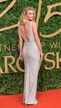 2015 British Fashion Awards: what they're wearing