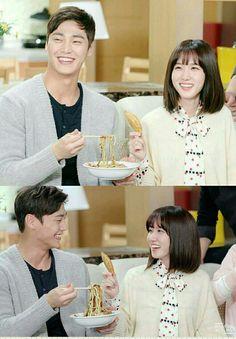 Father i'll take care of you ParkEunBin & LeeTaeHwan♡♡♡