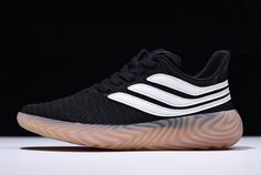 4f7e9f818d Adidas Sobakov New Adidas Shoes, Adidas Sneakers, Black Gums, White  Leather, Adidas