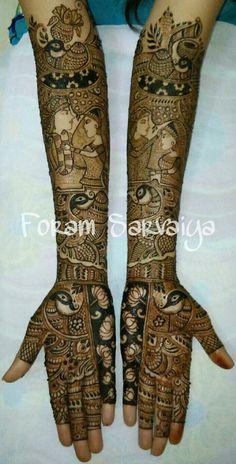 Foram mahendi designer Mehndi Design Pictures, Mehndi Images, Baby Girl Dresses, Bridal Dresses, Best Mehndi, Mahendi Design, Henna Patterns, Mehendi, Indian Bridal