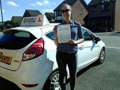 Congratulations to Sarah Chitty from Portishead who passed her practical driving test today 22/09/16 at Bristol Southmead Test Centre with just 3 minor faults.  Best wishes from your Instructor Rob and all at 2nd2none Driving School.  https://www.2nd2nonedrivingschool.co.uk/intensive-driving-courses.html  https://www.2nd2nonedrivingschool.co.uk/driving-lessons-bristol.html