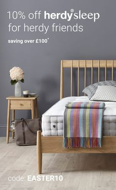 To celebrate Easter we are offering a 10% discount on any @herdysleep mattress until the end of April! Simply use EASTER10 at the checkout! We are also delivering Easter Saturday & Easter Monday! Click the image above! Easter Saturday, Ways To Sleep, Mattress, Bed, Image, Furniture, Home Decor, Decoration Home, Stream Bed