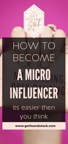 What Is A Micro Influencer And How Do You Become One? Free Instagram, Instagram Users, How To Make Money, How To Become, More Followers, Instagram Influencer, Pretty Photos, Instagram Story Ideas, Influencer Marketing