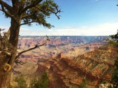 Grand Canyon --- I've been here two times with Cheryl.   Breathtaking views!