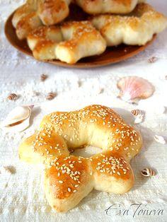 """Bread """"Stars"""""""
