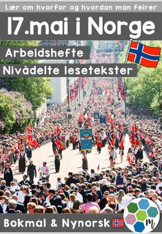 Browse educational resources created by Malimo - norsk undervisningsmateriell in the official Teachers Pay Teachers store. American Independence, Independence Day, 17. Mai, Constitution Day, Veterans Day, Language, Education, Kids, Stapler