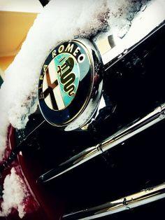 #AlfaRomeo #front - Alfa Romeo Logo - Badge - Emblem
