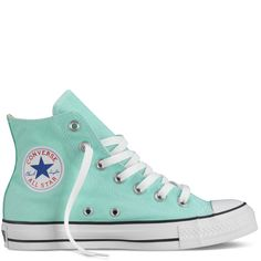 Chuck Taylor Fresh Colors - Beach Glass - All Star - Converse.com