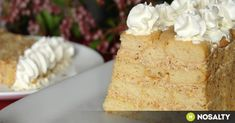We get the babapiskótára? Easter Recipes, Minion, Vanilla Cake, Cake Recipes, Sweets, Cheese, Food And Drink, Baking, Hungary