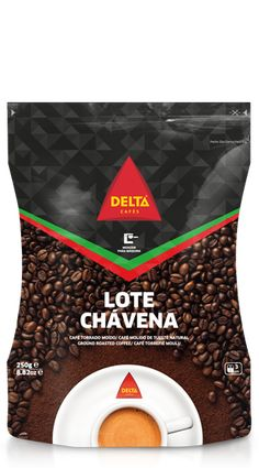 Chávena; One of the most famous coffees in the world, with a rich aroma and a fine and subtle flavour, which is extremely pleasant. A fully balanced coffee, which transmits an unmistakeable sensation in every cup.