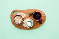3 DIY Oatmeal Scrubs You Should Make to Get Your Skin Glowing via Brit + Co