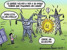 Nuevo impuesto al Sol