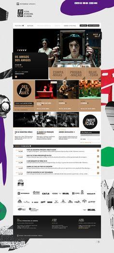 Filo Festival 2012   Londrina by Pianofuzz , via Behance