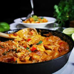 Cook At Home, Chili, Chicken Recipes, Curry, Food And Drink, Soup, Keto, Asian, Cooking