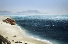 Ligres beach, Crete by Antonis Stavropoulos