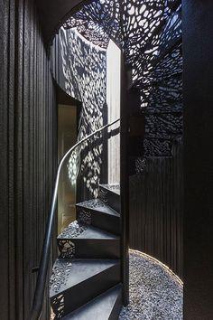 20 sorprendentes diseños de escaleras que te sorprenderán por su originalidad
