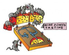 chees and wine