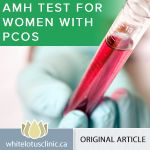 The adrenals are a major source of androgens in many women with PCOS. Excessive androgens in women with PCOS stop ovulation, cause hirsutism, acne and hair loss.