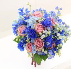 #koriyamamonolith #novarese#vressetrose #wedding #blue #purple #bouquet #natural #flower #bridal #郡山モノリス#ノバレーゼ#ブレスエットロゼ#ウエディング #クラッチブーケ#パープル#水色# ブーケ #ラウンドブーケ#結婚式#ナチュラル#ブレスエットロゼ郡山#小花
