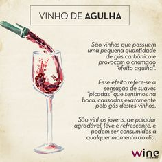 Já ouviu falar sobre vinho de agulha? A gente explica tudo. É só clicar na foto. #wine #vinho