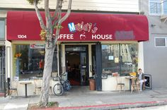 Muddy's Coffee House- San Francisco