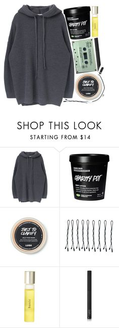 """""""Untitled #175"""" by starry-skys ❤ liked on Polyvore featuring BOBBY, UKA and NARS Cosmetics"""