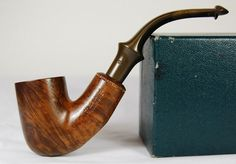 Estate Pipe Petersons Dunmore No 73 smooth by 2goodponiesvintage, $95.00