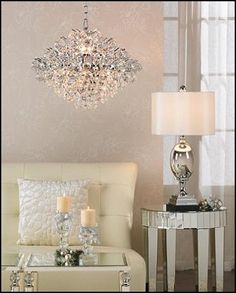 Hollywood glam living rooms - old Hollywood style decorating ideas, Marie's Manor