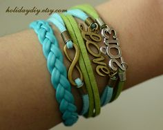 Cute bracelet idea