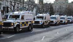 Police Service Northern Ireland Land Rover Pangolins | Flickr - Photo Sharing!