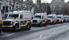 Police Service Northern Ireland Land Rover Pangolins | Flickr - Photo Sharing!