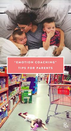 Could 'Emotion Coaching' Be the Key to Good Parenting? #purewow #family #parenting #children #advice