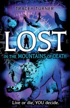 High up in the Mountains of Death, danger lurks round every corner. Will you  survive poisonous bites, terrifying mountain lions and deadly heights?Packed full of fascinating facts and essential information to get you to  safety, Lost in… is an  amazing new interactive, adventure-packed series  in which the reader  must choose their own path to survive to the end  of the story. Can you  get alive?