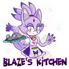 Blaze's kitchen