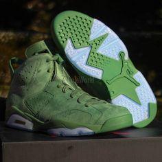 """Air Jordan 6 Retro """"Cactus"""" New Images"""