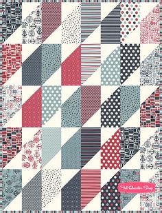 The Boat House Jolly Bar™ Sweetwater for Moda Fabrics - Jolly Bars | Fat Quarter Shop