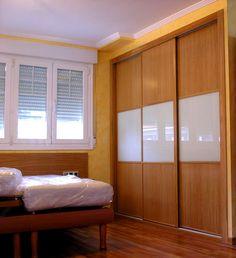 Armarios empotrados on pinterest closet designs puertas - Montaje armario empotrado ...