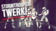 Stormtrooper Secrets: Hip Hop Twerk - 4K