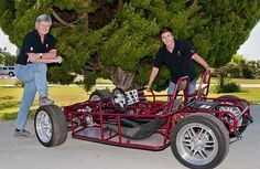 Palos Verdes demonstrates technical excellence with electric car | Ecofriend