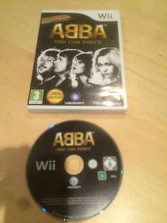 #Abba: you can #dance #nintendo wii #dance to 26 abba hits,  View more on the LINK: http://www.zeppy.io/product/gb/2/301867114246/