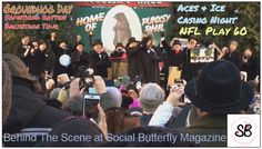 This week's episode of Behind the Scene at Social Butterfly Magazine is now up! https://youtu.be/Ipoce3GY8Tc This week go behind the scene with SBM at the Benedum Center, PPG Paints Arena, Punxsutawney Groundhog Day, and more!  This week's contest is a $50 MasterCard gift card! To win this prize: Follow and like us on all of our social media platforms!  Like this post for entry. For contest rules, see website.
