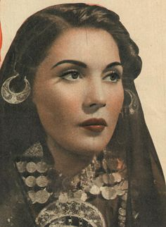 TAHEYA CARIOCA Egyptian actress